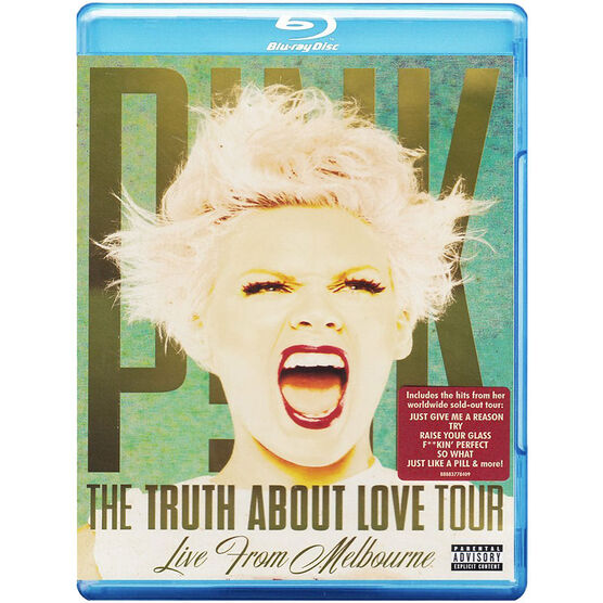 Pink - The Truth About Love Tour: Live from Melbourne - Blu-ray