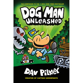 Dog Unleashed by Dav Pilkey