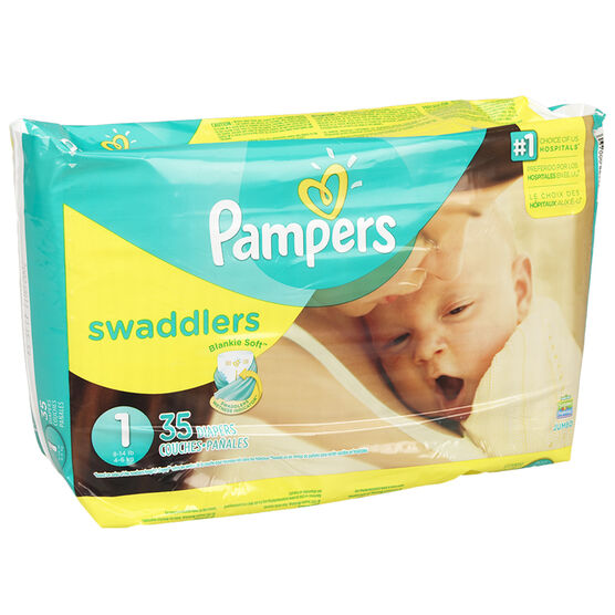 Pampers Swaddlers Diapers Size 1 Count. Add To Cart. There is a problem adding to cart. Please try again. Product - Pampers Baby Dry Diapers Size 1 Count + .