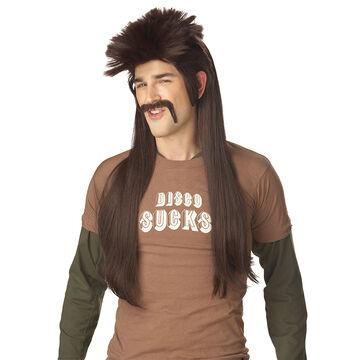 Halloween Mud Flap Wig