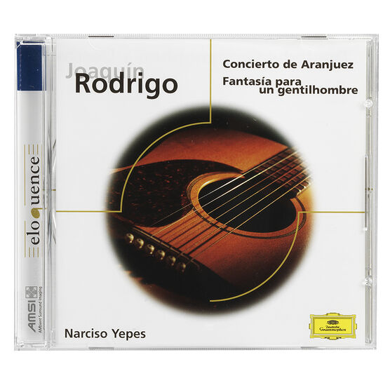 Rodrigo-concierto De Aranjue - CD