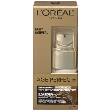L'Oreal Age Perfect Eye Renewal Contour Cream - 15ml