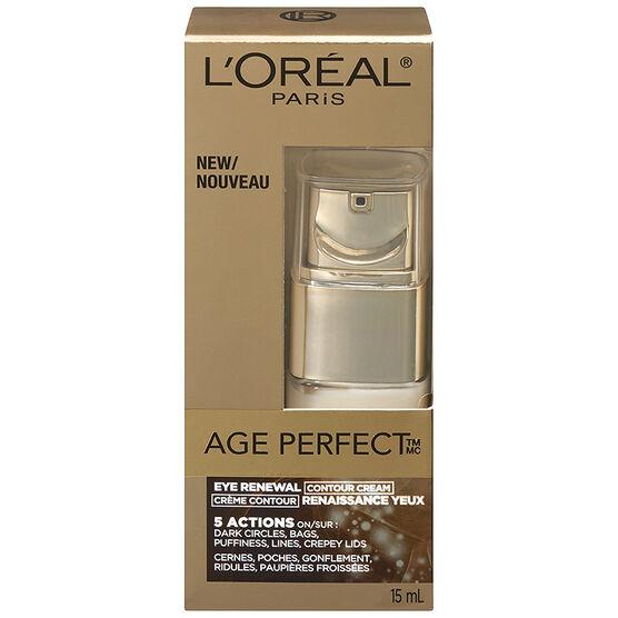 L'Oreal Age Perfect Eye Renewal Contour Cream - 15ml