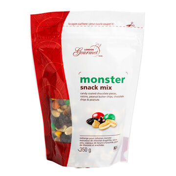 London Gourmet Snack Mix - Monster - 350g