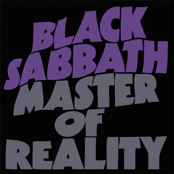 Black Sabbath - Masters of Reality - Vinyl