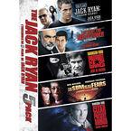 Jack Ryan Movie 5-Pack - DVD