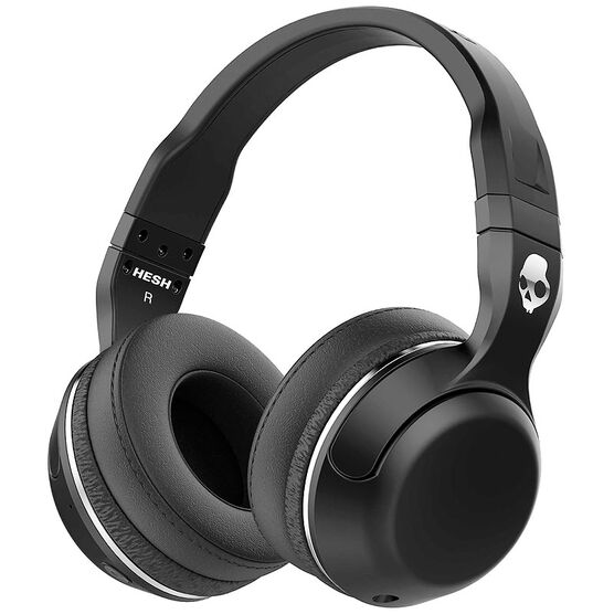 Skullcandy Hesh 2.0 Bluetooth Headphones - Black - HESH