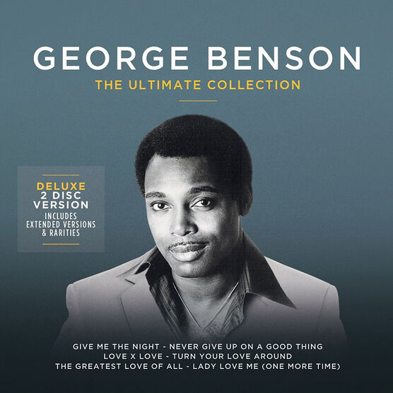 George Benson - The Ultimate Collection - 2 CD