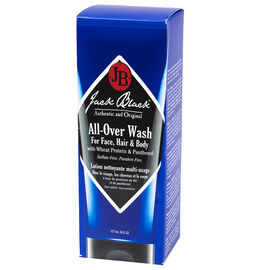 Jack Black - All-Over Wash For Face, Hair & Body - 177ml