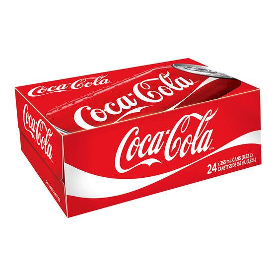 Coca-Cola - 24 x 355ml