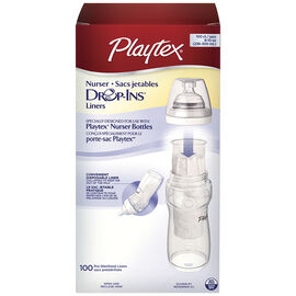 Playtex Drop-Ins Liners - 100's