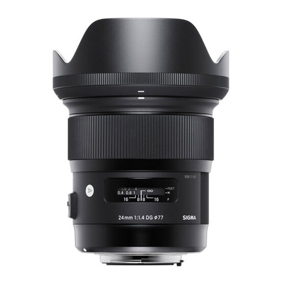 Sigma A 24mm f1.4 DG Lens for Canon - A24DGHC