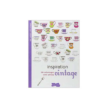 Inspirations Coloring - Vintage