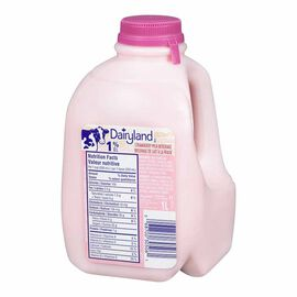 Dairyland Strawberry Milk - 1L