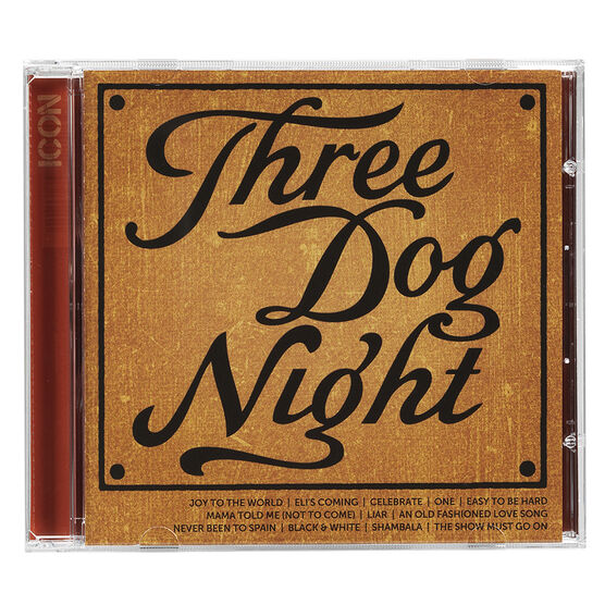 Three Dog Night - ICON - CD