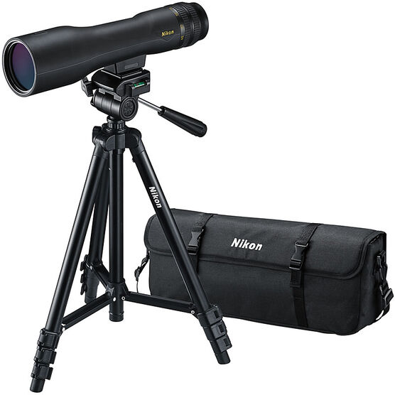 Nikon Prostaff 3 16-48x60mm Fieldscope Outfit - 6983