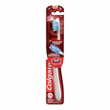 Colgate Optic White Toothbrush - Soft