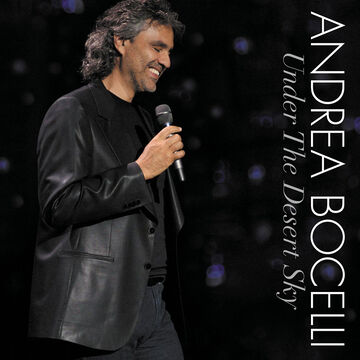 Andrea Bocelli - Under the Desert Sky - CD + DVD