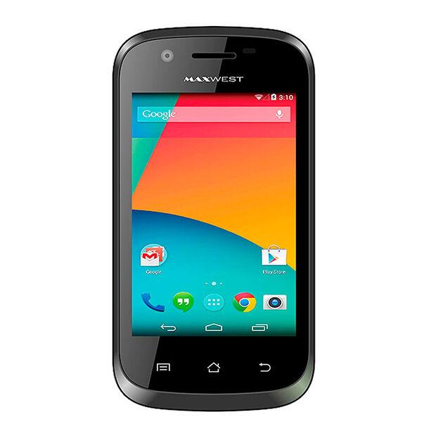 Maxwest Astro 3.5 Smartphone - Black