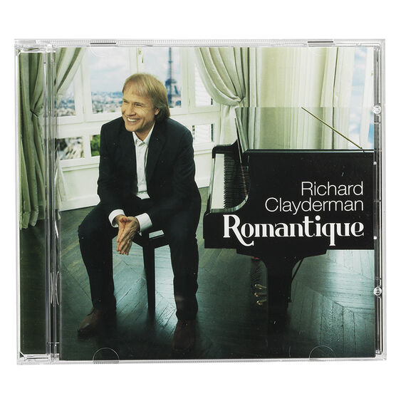 Richard Clayderman - Romantique - CD