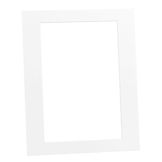 Tempo 11x14 Mat Frame - Snowflake