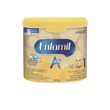 Enfamil A+ Powder Tub - 663g