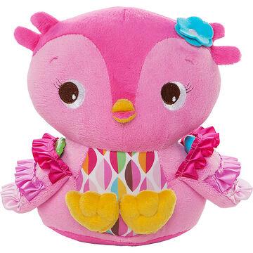 Bright Starts Hootie Cutie in Pink
