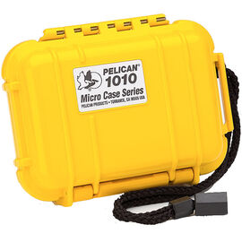 Pelican Micro Case 1010 - Yellow