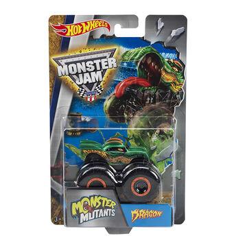 Hot Wheels Monster Jam Creature - Assorted