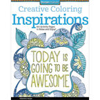 Creative Coloring book - Inspirations
