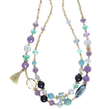 Lonna & Lilly 16-inch Beaded Necklace - Multi