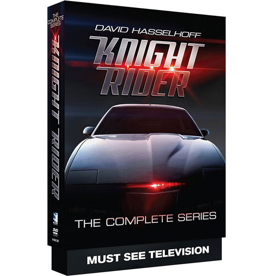 Knight Rider: The Complete Series (1982-1986) - DVD