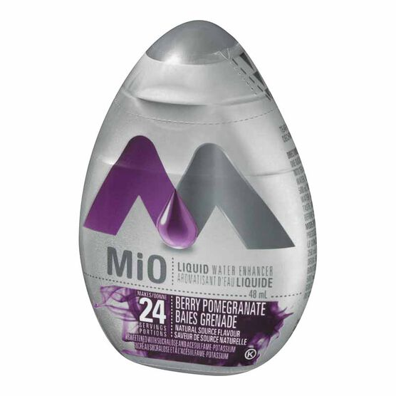 Mio Water Enhancer - Berry Pomegranate - 48ml