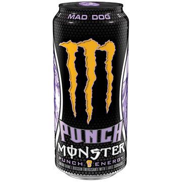 Monster Energy Drink - Mad Dog - 473ml