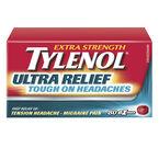 Tylenol* Utra Relief - Extra Strength - 80 eZtabs