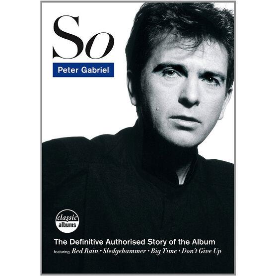 Peter Gabriel: So - Classic Album - DVD