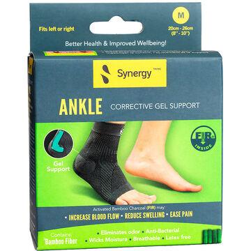 Synergy Ankle Corrective Gel Support - Medium