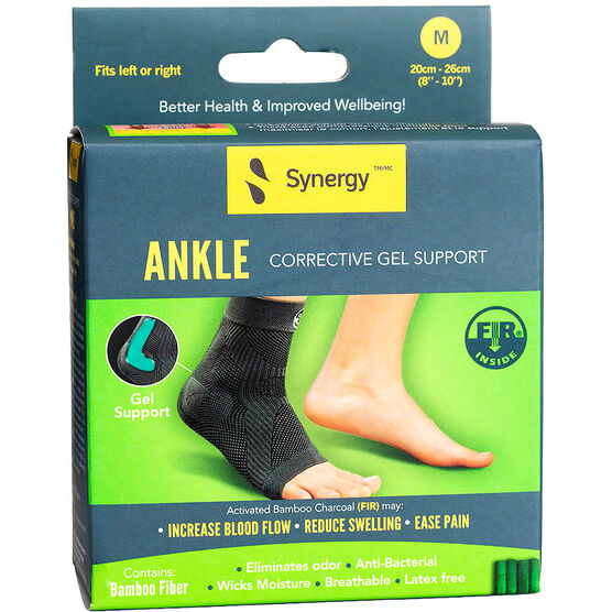 Synergy Ankle Corrective Gel Support - Medium