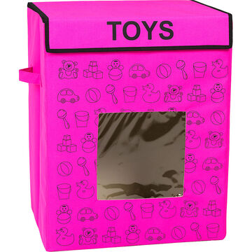 Toy Storage Box - Assorted