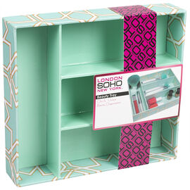 London Soho New York Beauty Tray - Mint - 69F5278MJWM