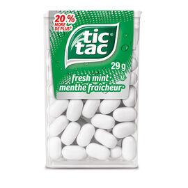 Tic Tac - Fresh Mint - 29g