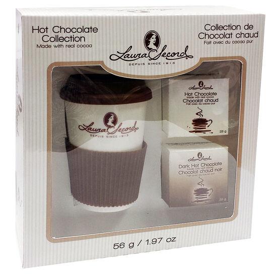 Laura Secord Hot Chocolate & Tumbler Set