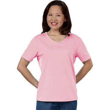 Silvert's V-Neck T-Shirt - Womens -13580