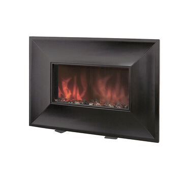 Electric Wood Fireplace Heater - Black - BEF6700-CN