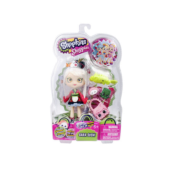 Shopkins Shoppies - Assorted