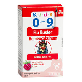 Homeocan Homeocoksinum Kids 0-9 Flu Buster - 25ml