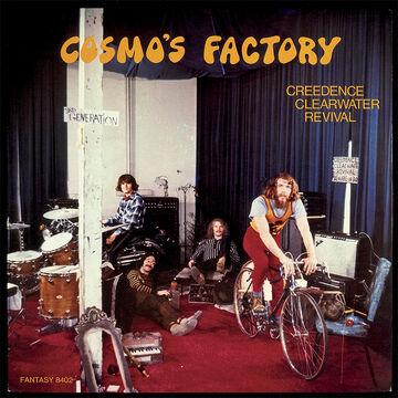 Creedence Clearwater Revival - Cosmo's Factory - Vinyl