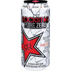 RockStar Pure Zero - Punched - 473ml