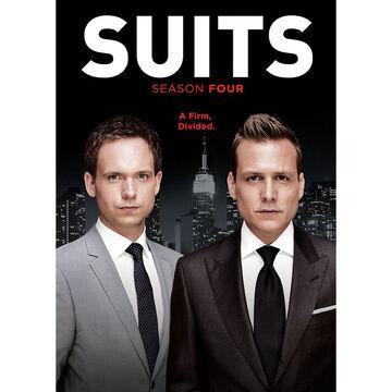 Suites: Season 4 - DVD