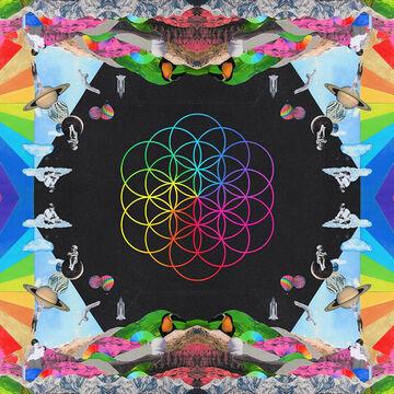 Coldplay - A Head Full Of Dreams - CD